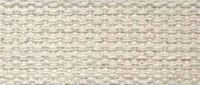 Cotton Belting - Natural 1.25 inch wide 1.75 yd precut