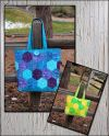 Hexi Tote In Two Sizes - Pattern