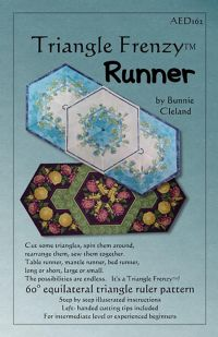 Triangle Frenzy Runner Pattern