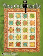 Time Out Quilts - Book