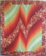 Fall Bargello Quilt Kit