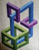 Mazed Quilt Kit