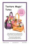 Texture Magic Totes - Pattern